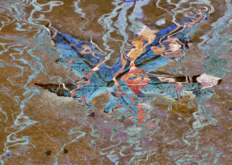 mixpix-wandtegel-abstracte-natuurfoto